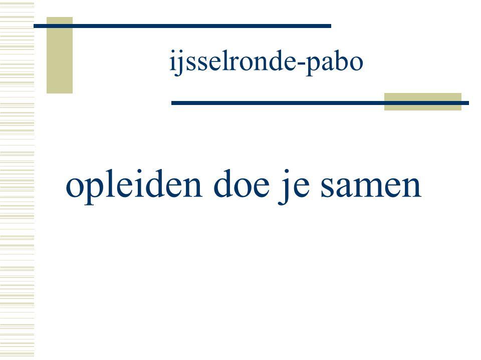 Inhoud van de presentatie * Opzet volgend jaar Schets van de huidige situatie Wat is ODS?
