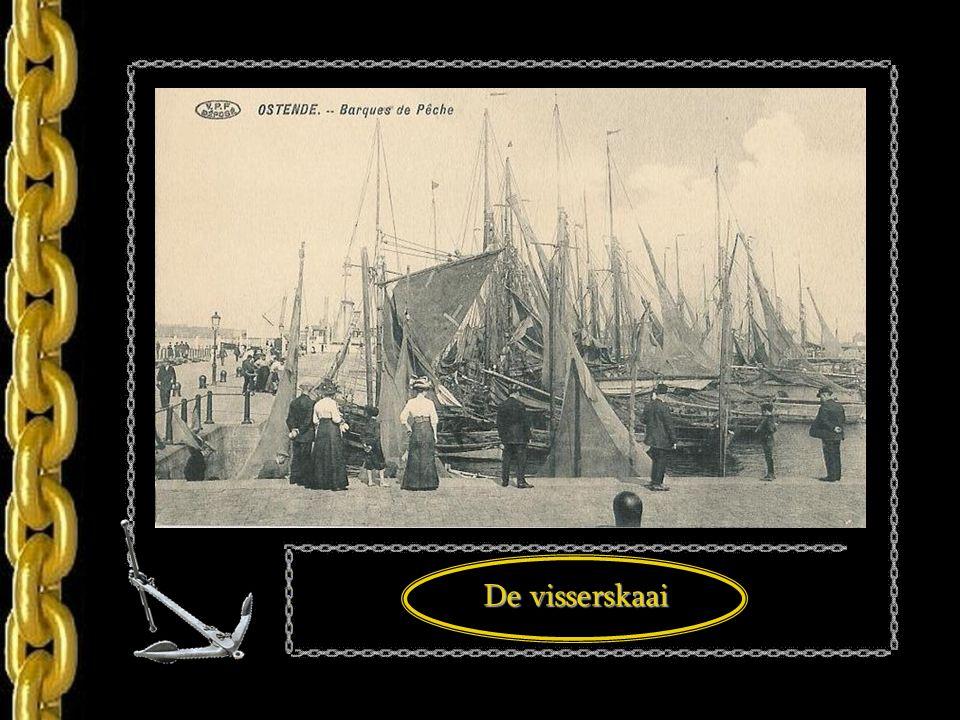 De visserskaai