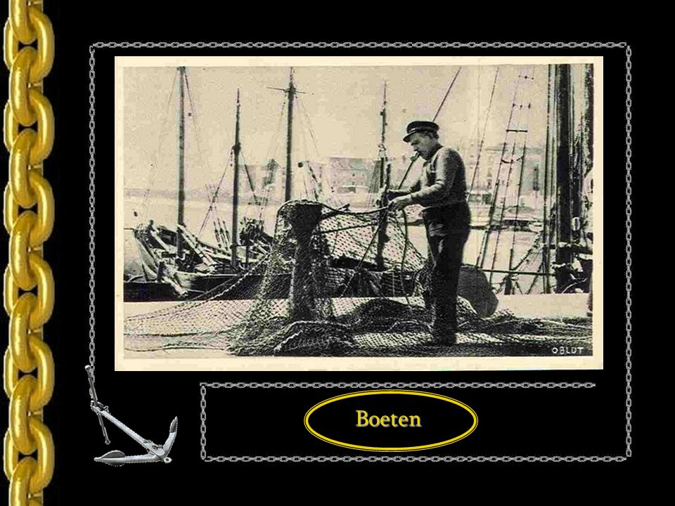 Boeten (netten herstellen)