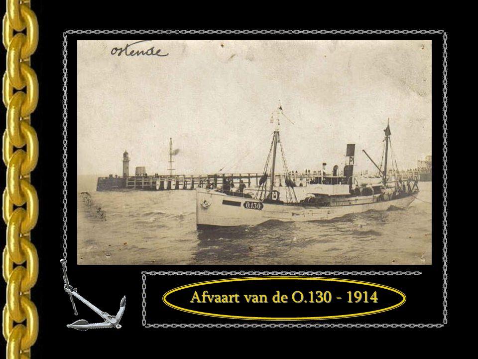 De 0.130 in de haven - 1914