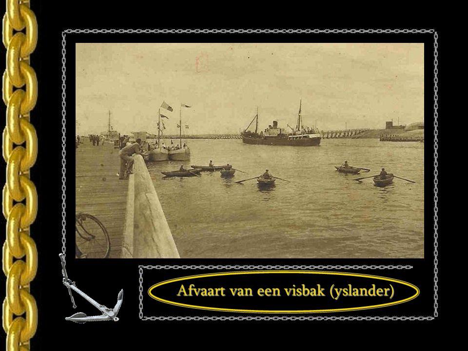 Afvaart van de O.130 - 1914