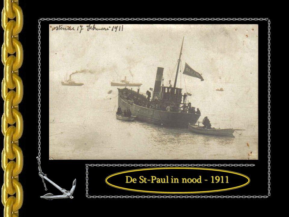 Stranding van de FN.432 - 1910