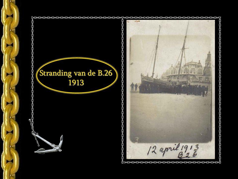 De St-Paul in nood - 1911