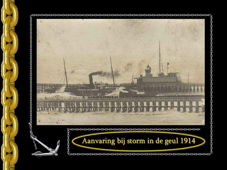 Stranding van de B.26 1913