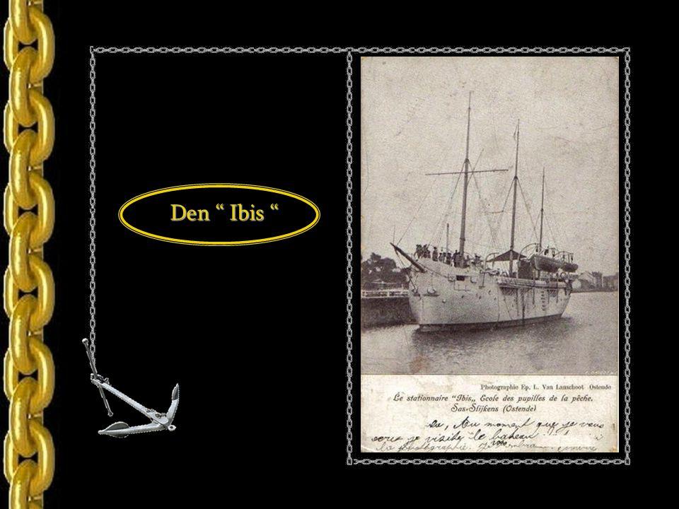 Aanvaring bij storm in de geul 1914