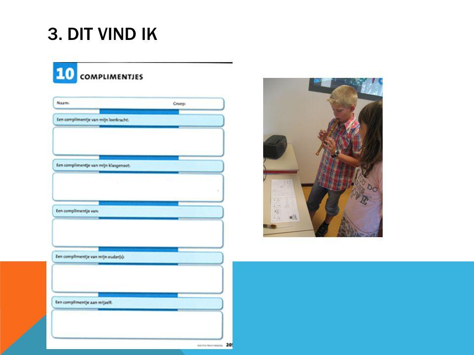 3. DIT VIND IK