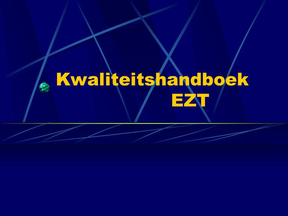Handboek EZT is goedgekeurd door het IVW.