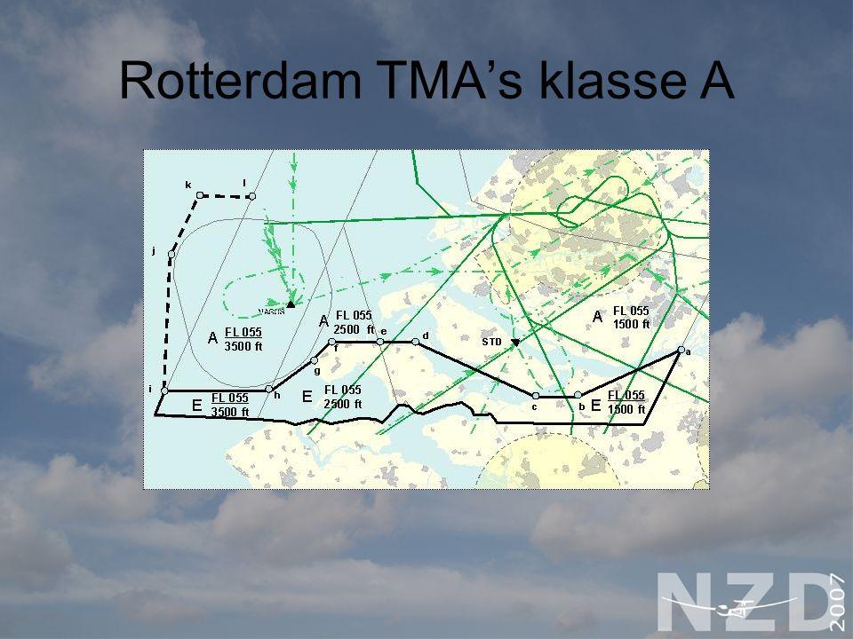 Rotterdam TMA's klasse A