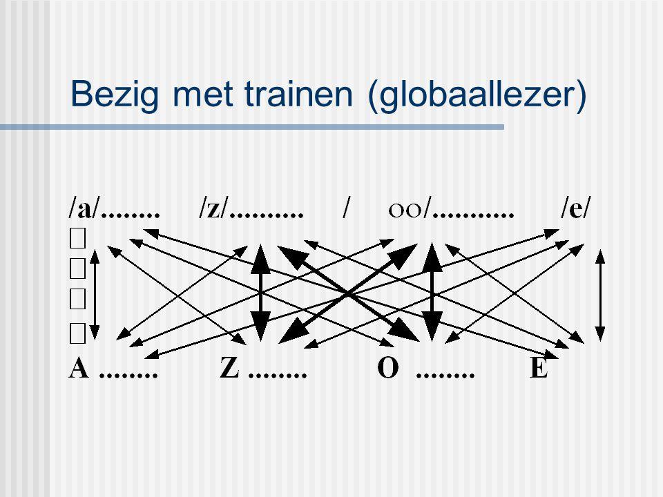 Getraind netwerk (decodeerder)