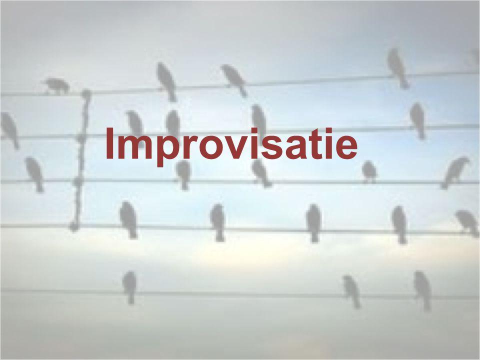 Improvisatie