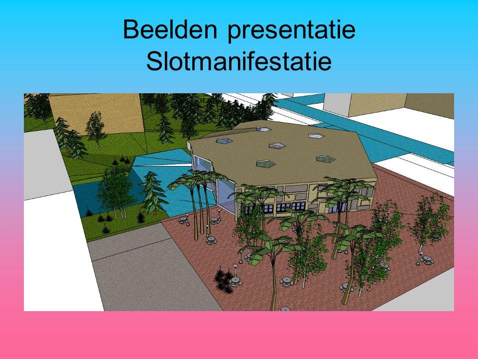Beelden presentatie Slotmanifestatie