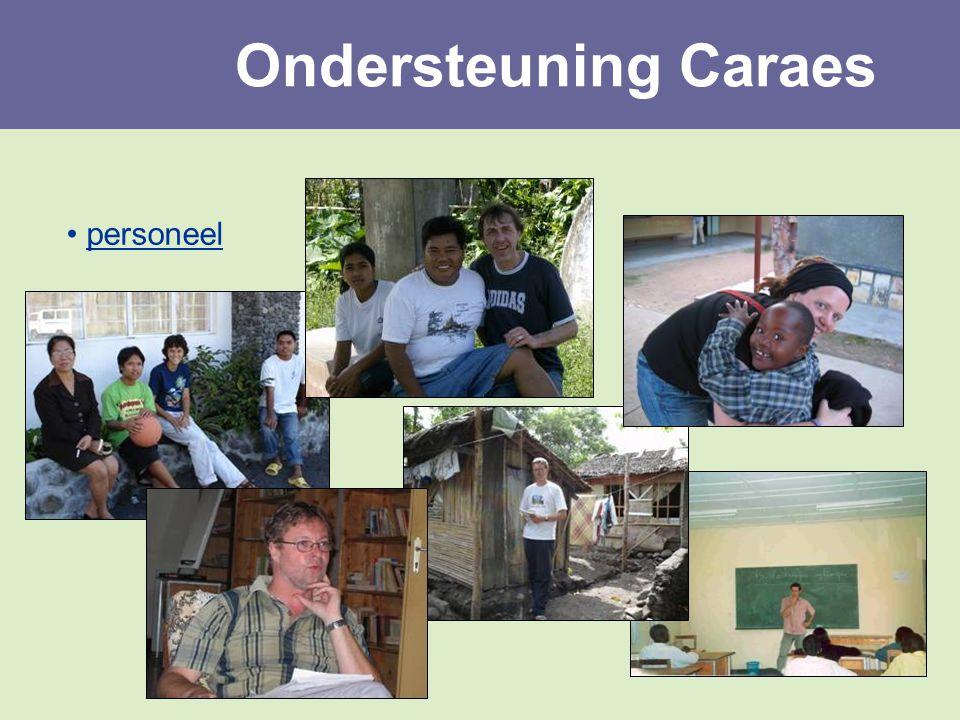 personeel Ondersteuning Caraes