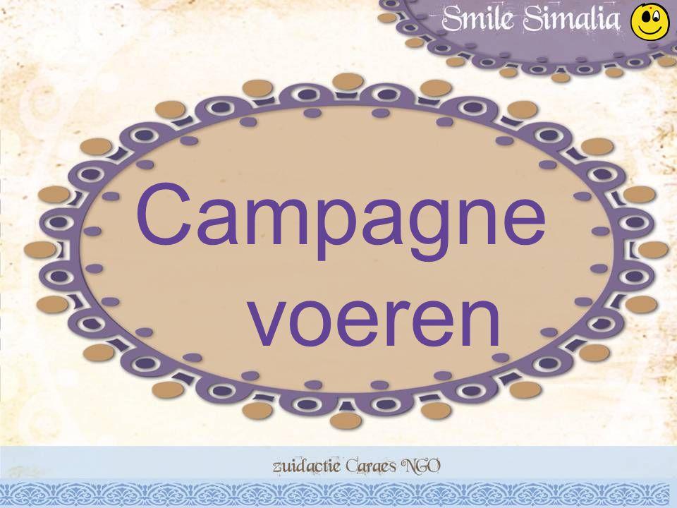 Campagne voeren