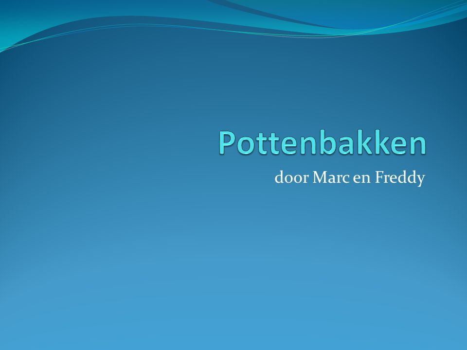 door Marc en Freddy