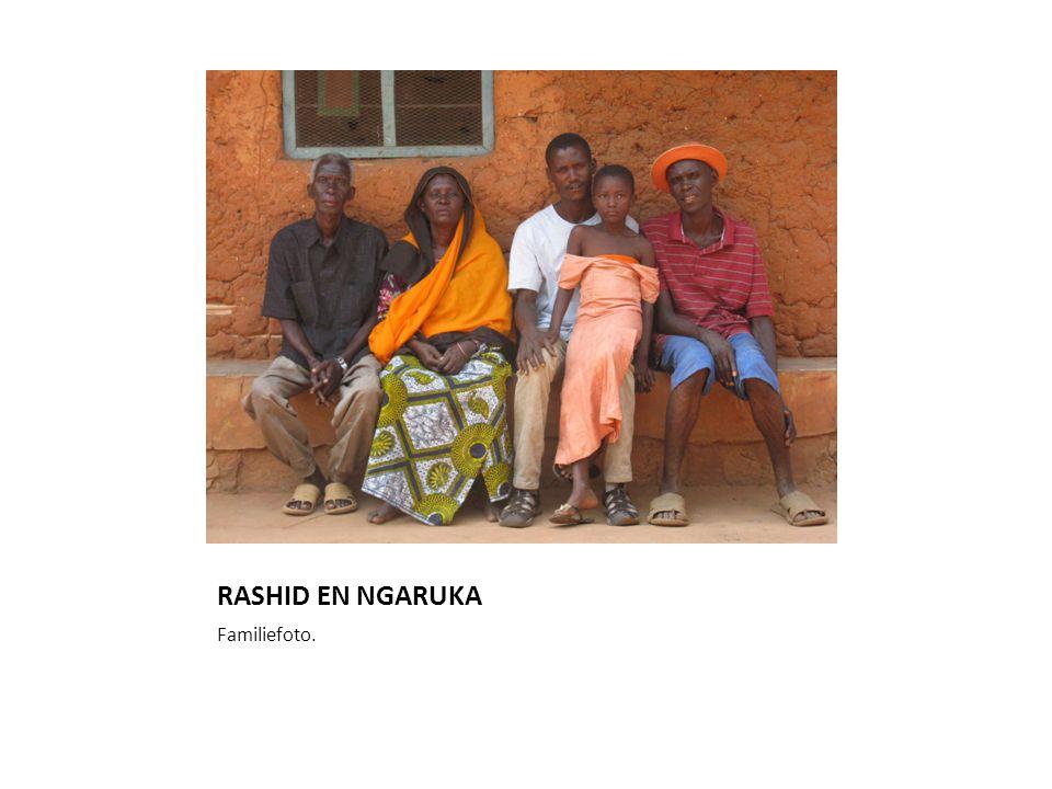 RASHID EN NGARUKA Familiefoto.