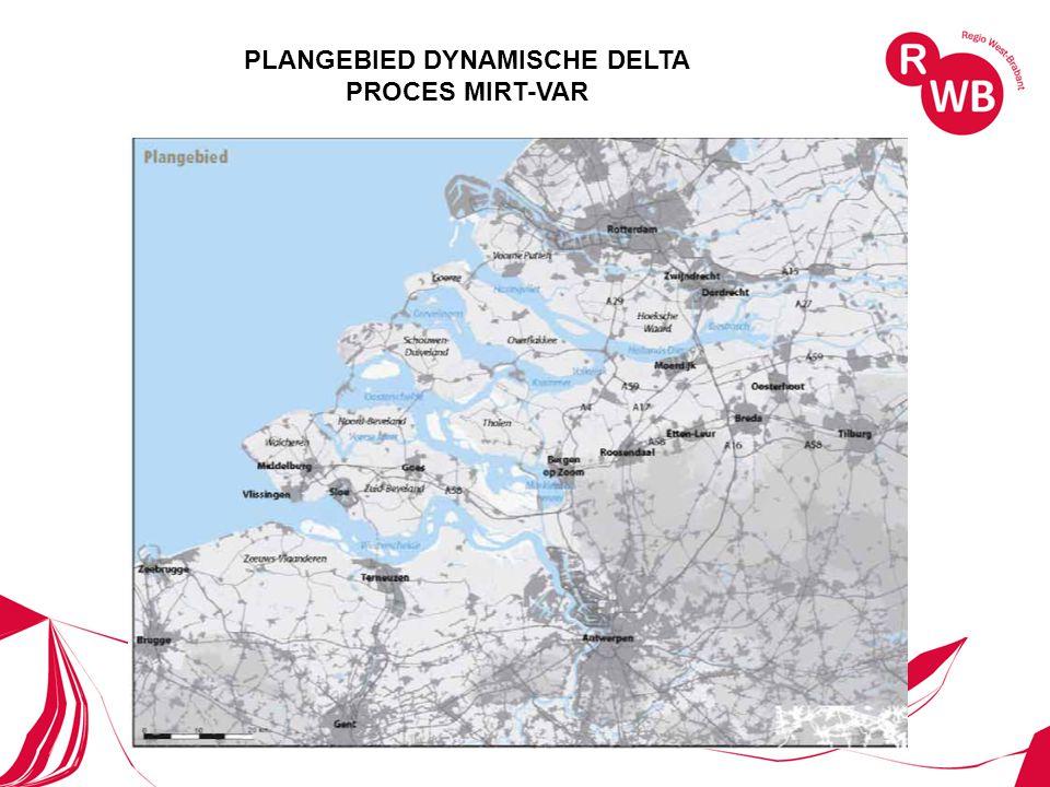 PLANGEBIED DYNAMISCHE DELTA PROCES MIRT-VAR