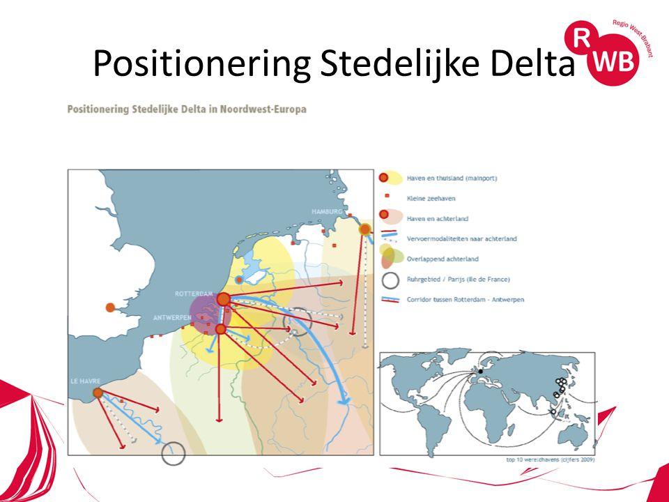 Positionering Stedelijke Delta