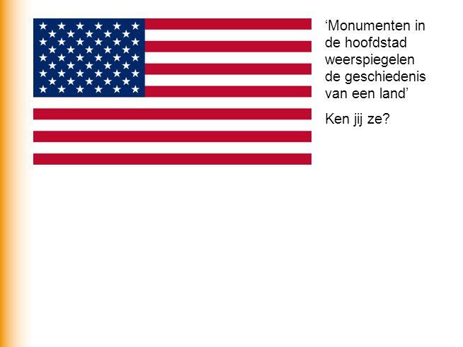 'Monumenten in de hoofdstad weerspiegelen de geschiedenis van een land' Ken jij ze?