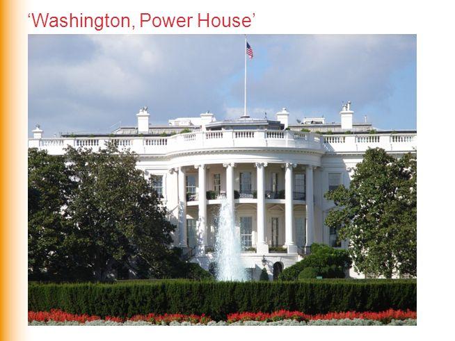 Washington monument Opgericht door de eerste president, George Washington in 1884.