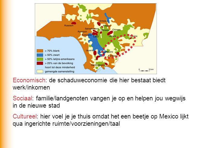 Mogelijke dimensies Economisch Politiek Sociaal Sociaal-economisch Demografisch Cultureel
