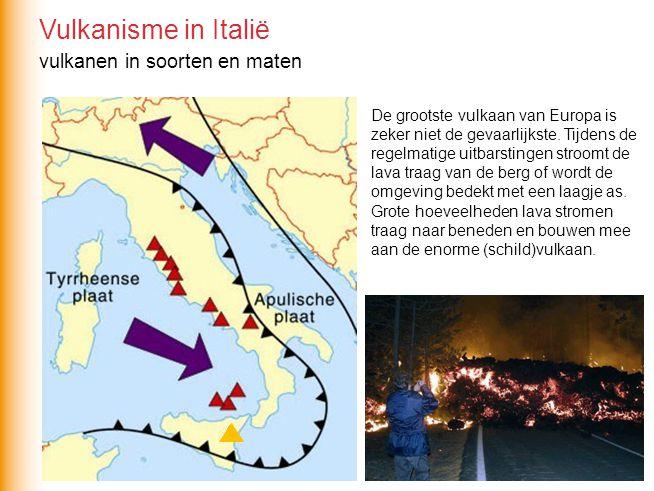 De grootste vulkaan van Europa is zeker niet de gevaarlijkste. Tijdens de regelmatige uitbarstingen stroomt de lava traag van de berg of wordt de omge