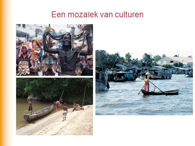 Een mozaïek van culturen