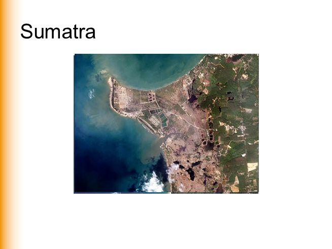 www.vu.nl/aardwetenschappen Sumatra
