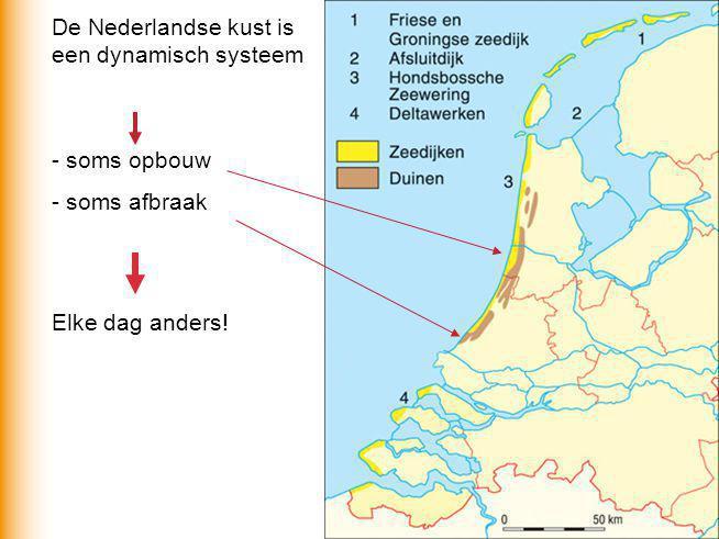 Beschermen: met harde hand IJsselmeer zoet Waddenzee zout Deltahoogte Door de Afsluitdijk werd de kustlijn ruim 300 km korter.
