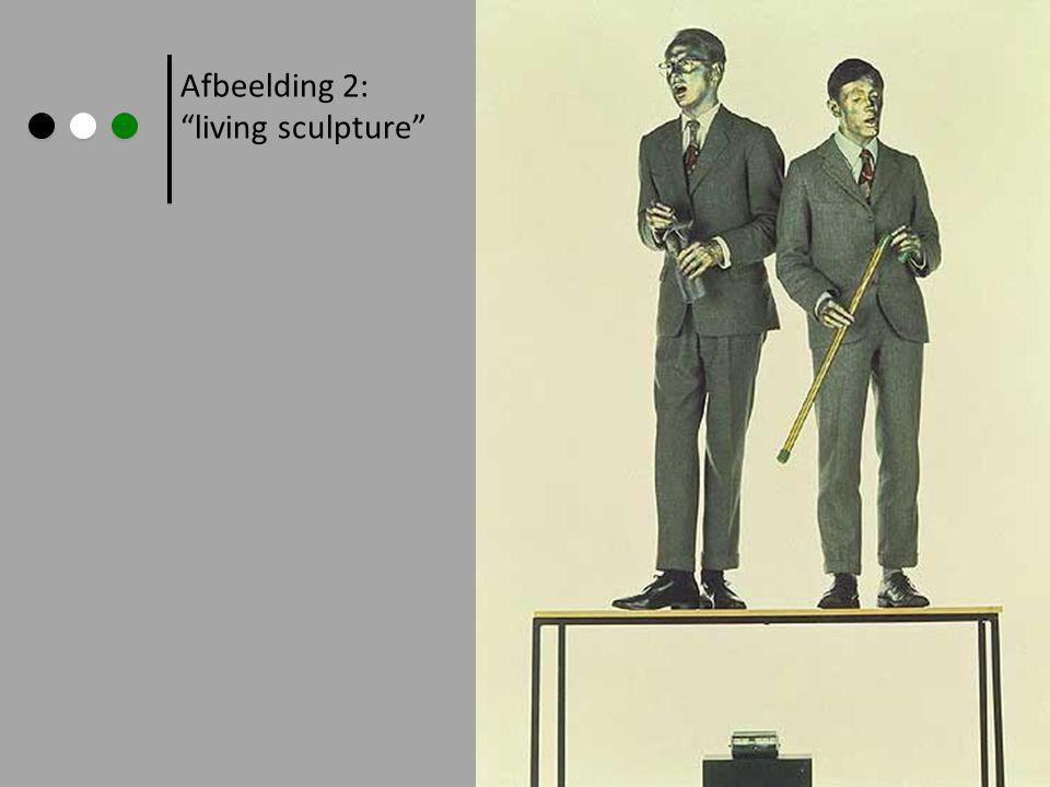 Afbeelding 2: living sculpture