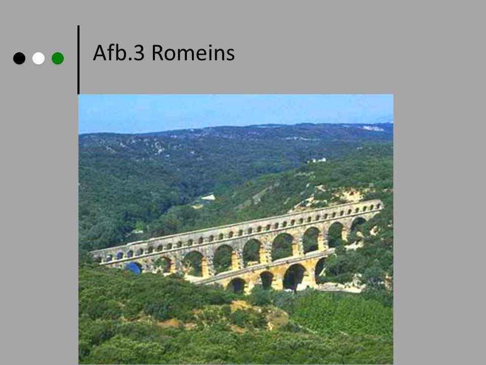 Afb.3 Romeins