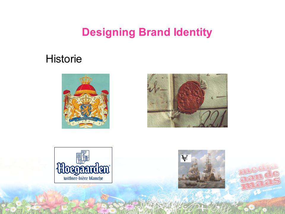 Designing Brand Identity Historie