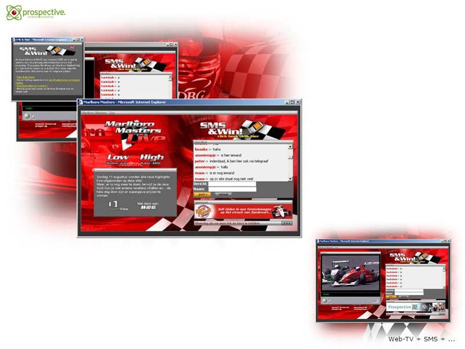 Web-TV + SMS +...