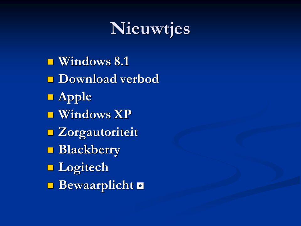 Windows 8.1 Nadat eerder al de automatische update via Microsofts systemen voor zakelijke gebruikers volledig de soep in draaide, klagen nu ook consumenten massaal over bugs in zowel het download- als installatieproces.