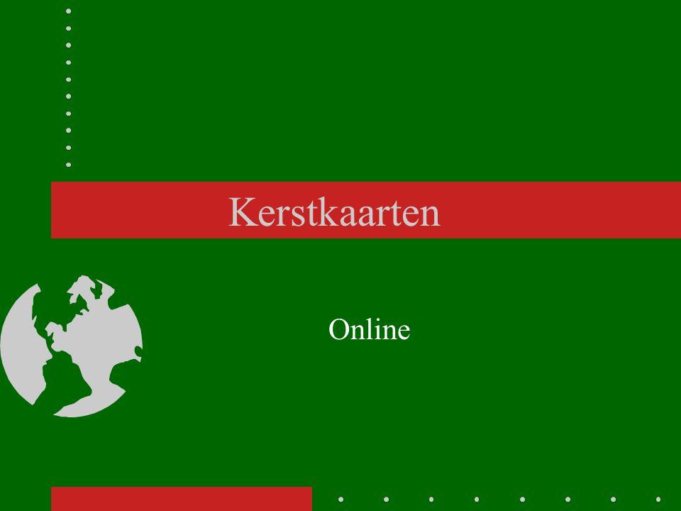 Kerstkaarten Online