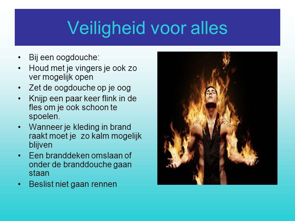 Verwarmingsapparaten, Veilig met brander en vlam Om iets te verwarmen heb je een verwarmingsapparaat nodig - een simpele is de spiritusbrander. Je ste