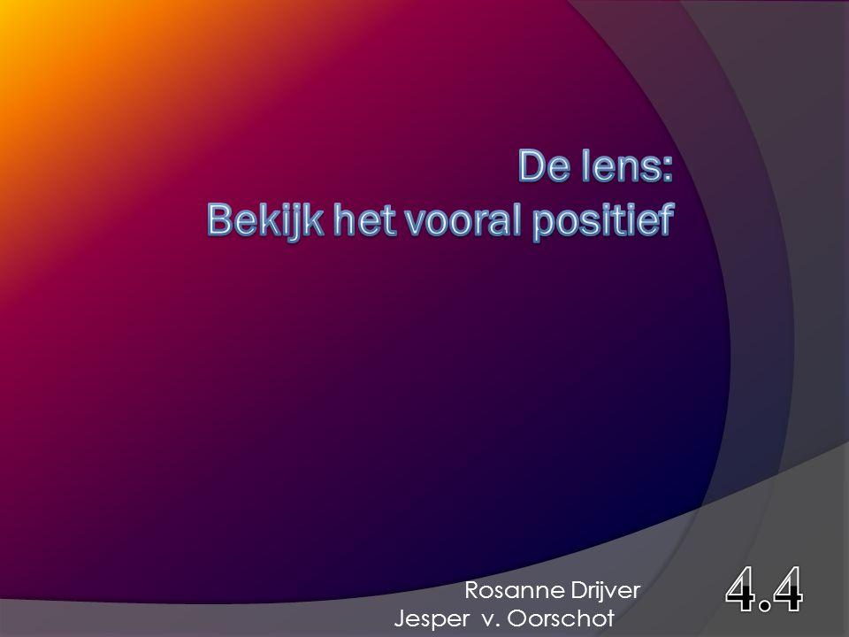 Rosanne Drijver Jesper v. Oorschot