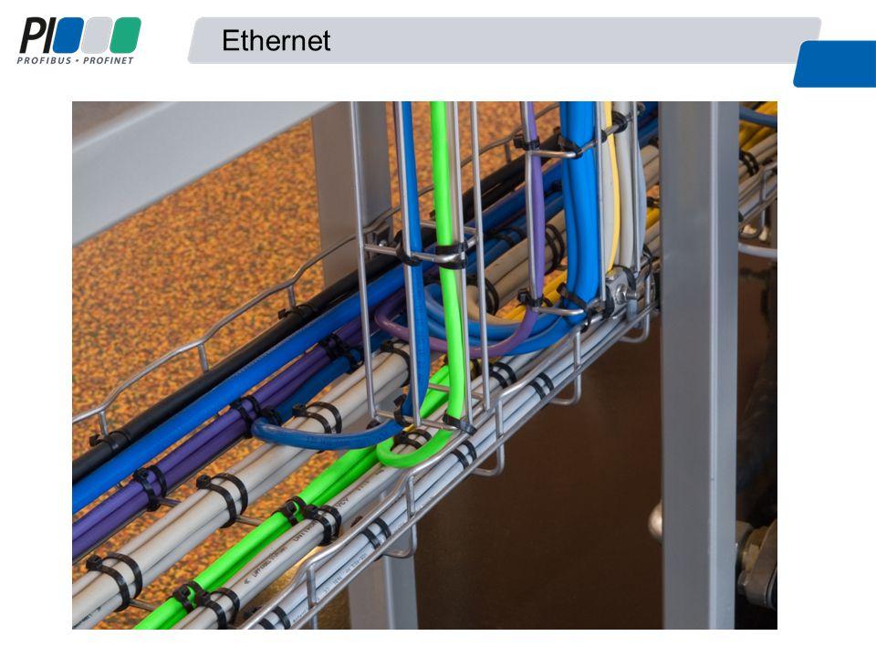 PROFINET is niet PROFIBUS on Ethernet … het is veel meer! PROFIBUS PROFINET