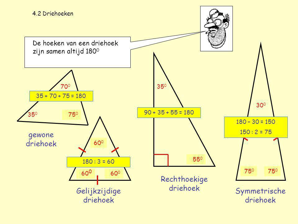 9 m 3,5 m 8 m AB C D E 11 2 2 hoek D 12 = 120 0 hoek C 12 = 165 0 .