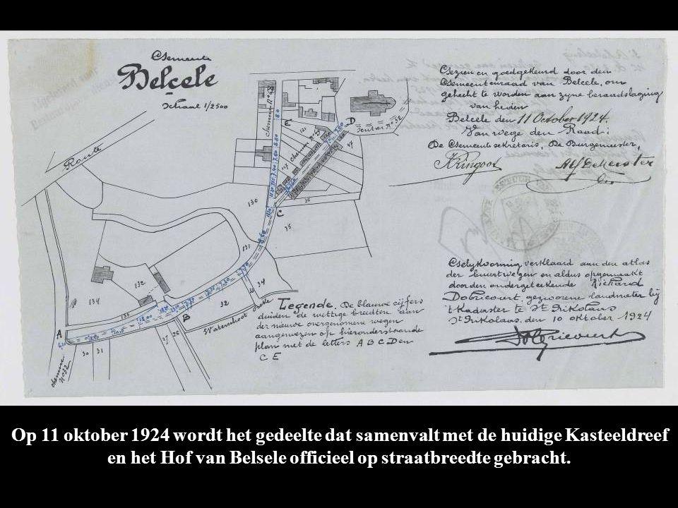 Het hele tracé ten westen van de Vijverstraat wordt afgeschaft op 5 december 1947.