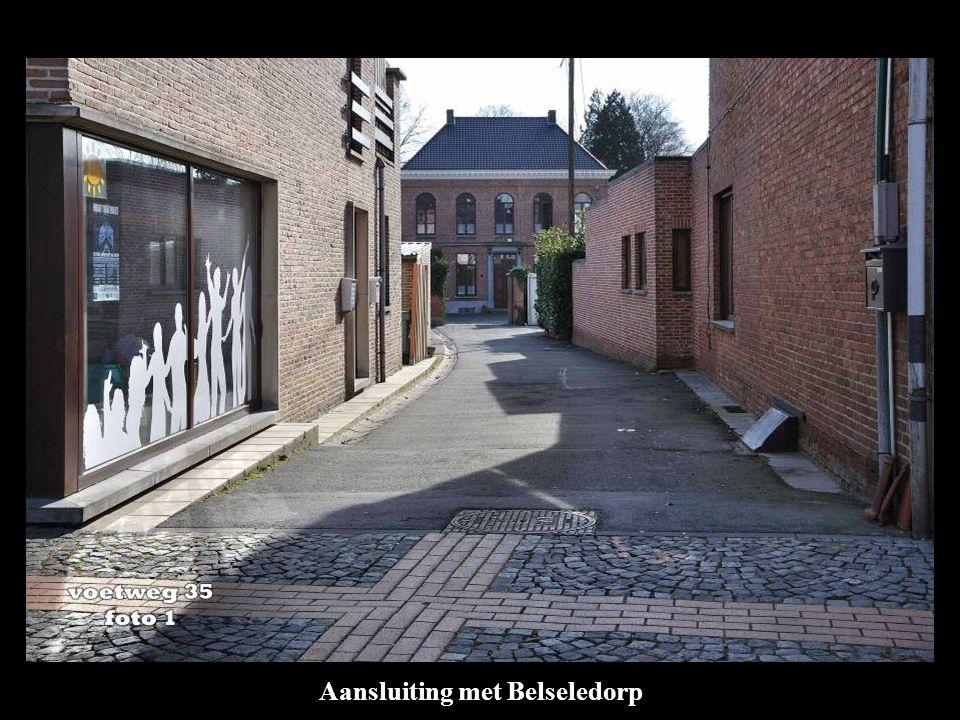 Aansluiting met Belseledorp