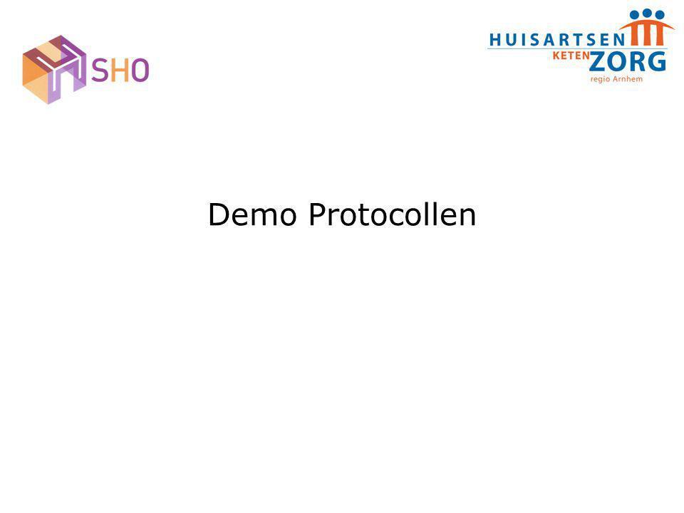 Demo Protocollen