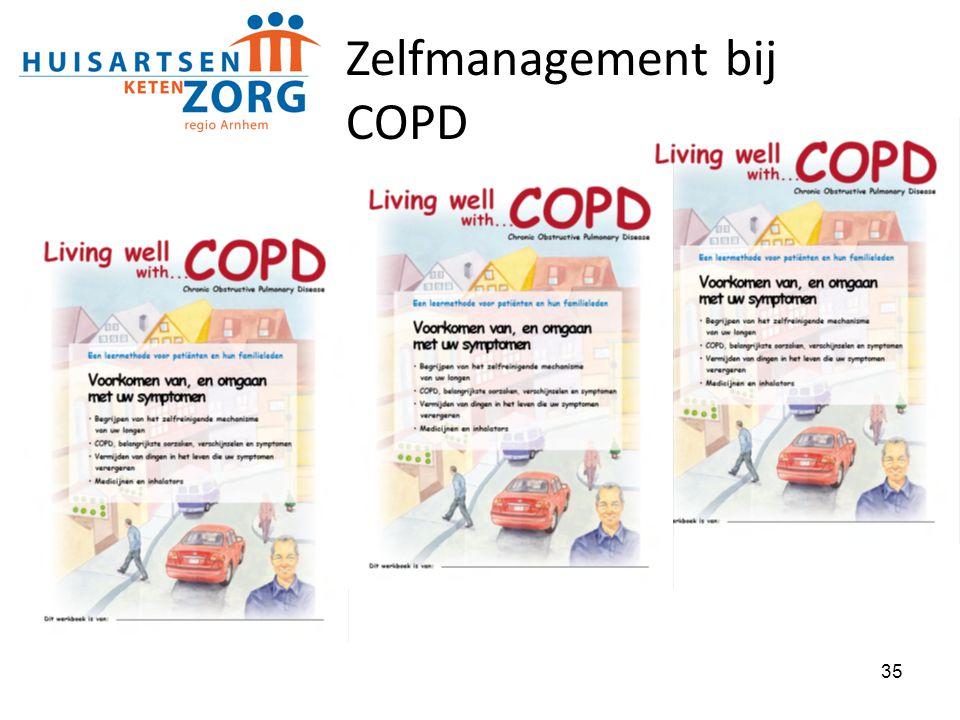 35 Zelfmanagement bij COPD