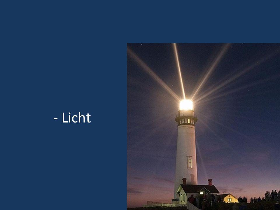- Licht