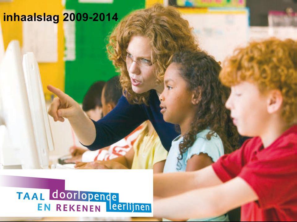 Referentiekader efficiëntere en effectievere onderwijsprogramma s –inhouden in diverse sectoren sluiten beter aan (voorkomen herhalingen, of erger, hiaten) –duidelijker wat uw leerlingen moeten kennen en kunnen –er is 1 kader met 1 taal voor alle sectoren handvat om taal- en rekenbeleid op uw school opnieuw te doordenken.