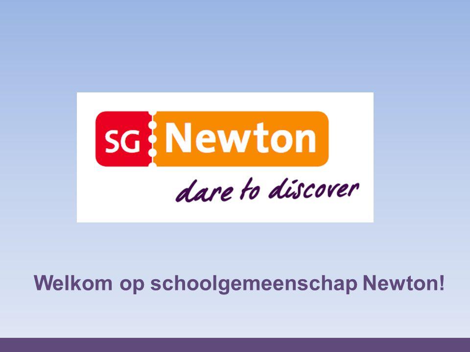Welkom op schoolgemeenschap Newton!