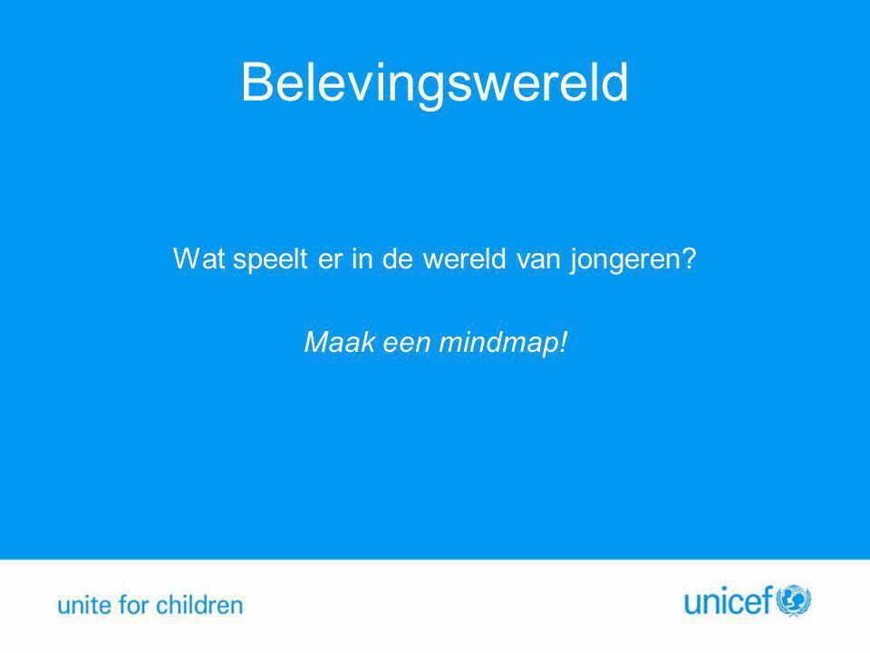 UNICEF Jongerenpanel