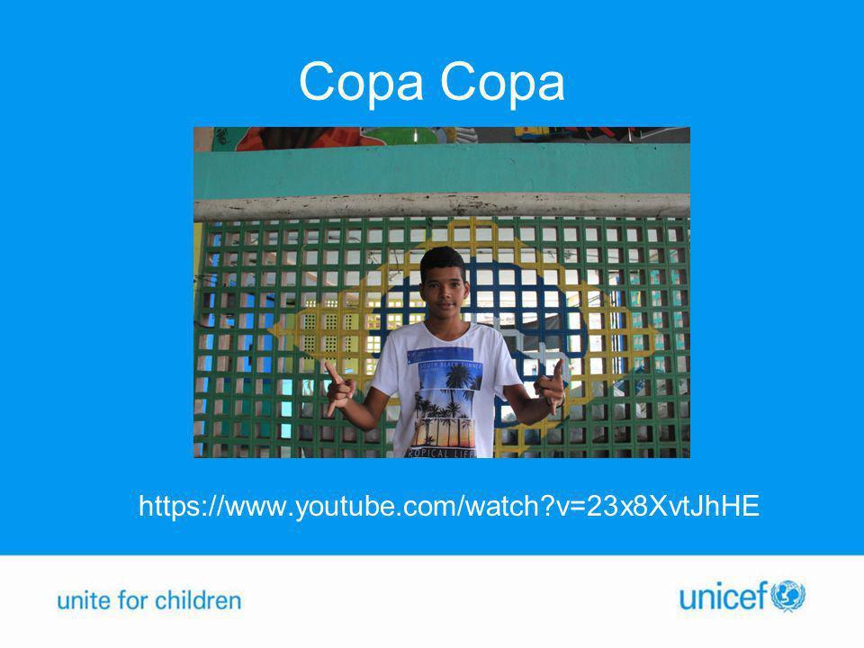 Copa https://www.youtube.com/watch v=23x8XvtJhHE