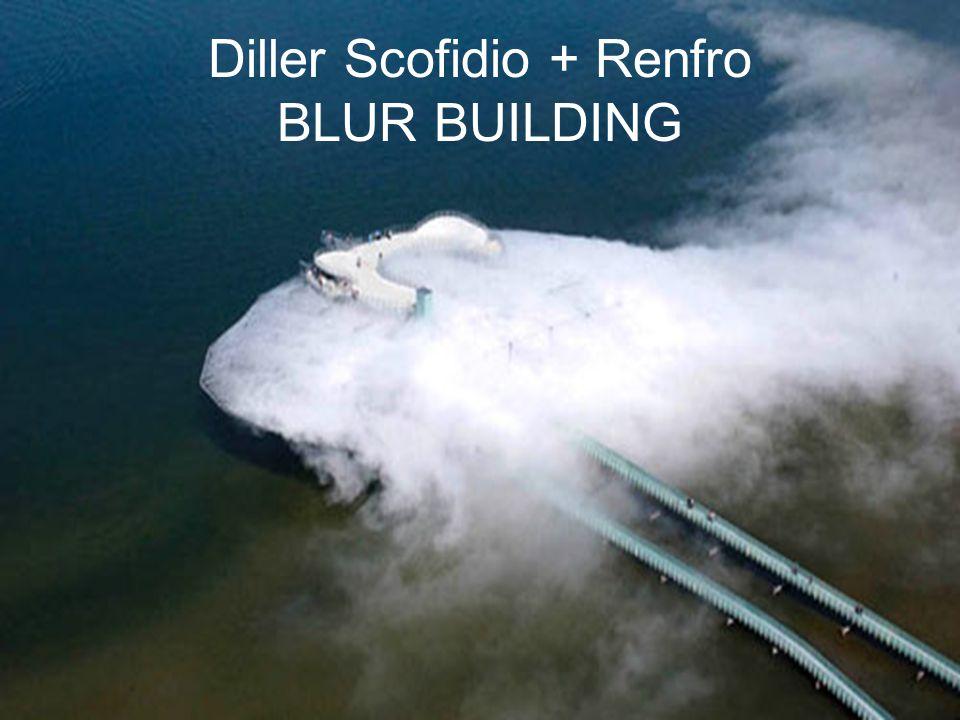Diller Scofidio + Renfro BLUR BUILDING