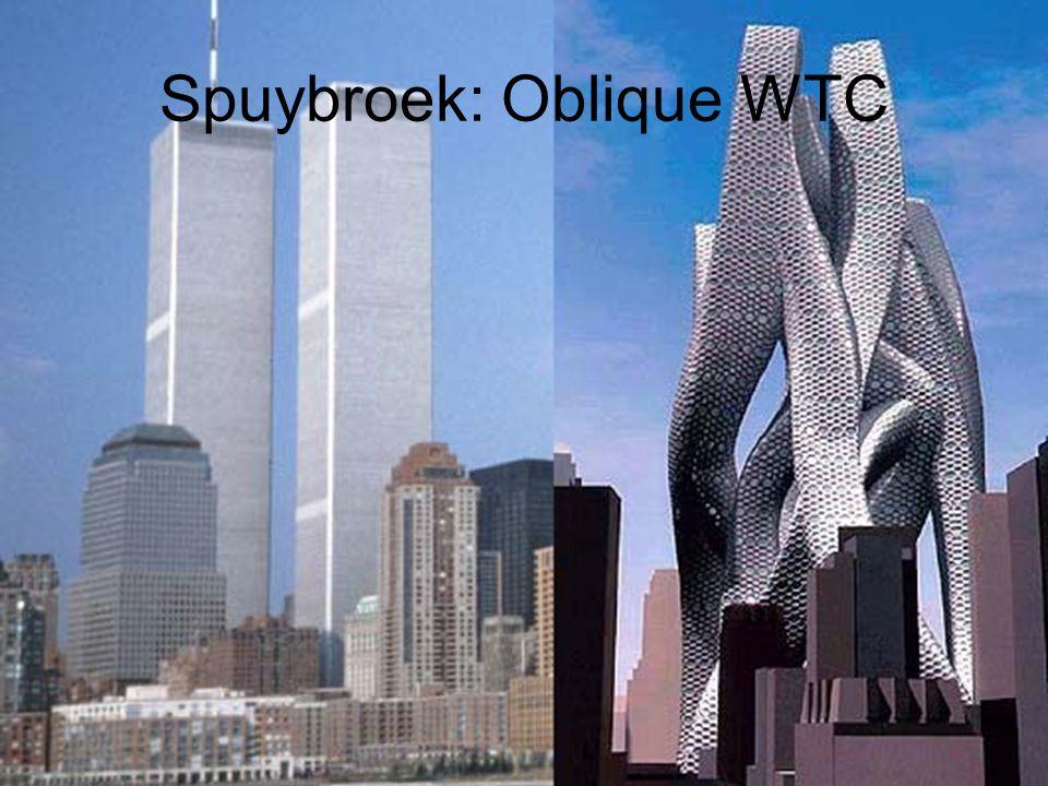 Spuybroek: Oblique WTC