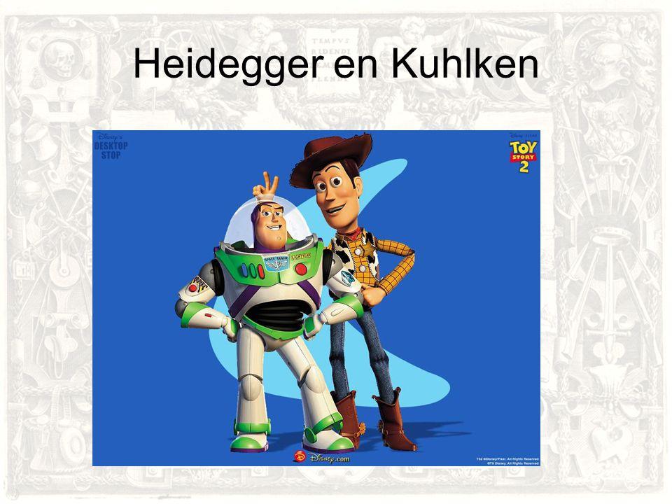 Heidegger en Kuhlken
